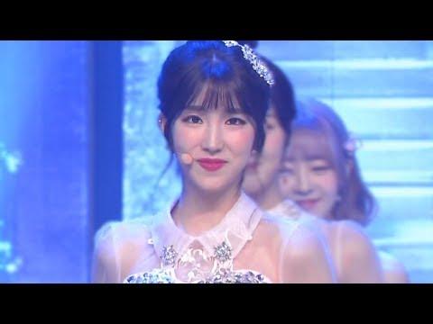 LABOUM 라붐 – Winter Story 겨울 동화 / 교차편집 Stage Mix
