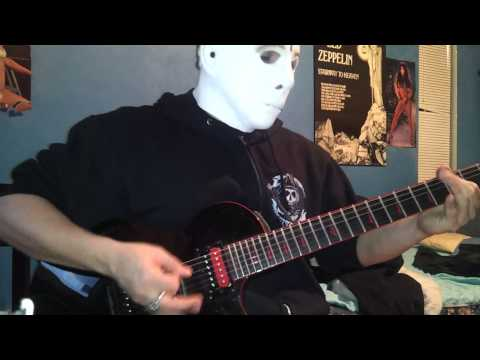 Baixar SLAYER-Disintegration, Can't Stand You, I Hate You COVER, SOLOS!!