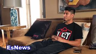 Mikey Garcia vs Frank The Cook Who Is Right?  EsNews Boxing