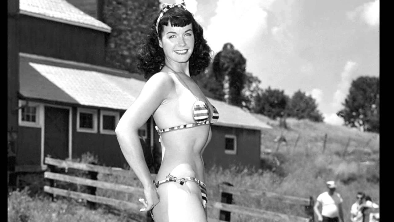 Betty Page Photos: Brand New Bettie Page Reveals All Trailer 4-3-12