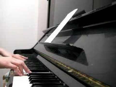 ARASHI・Kazunari Ninomiya -秘密-  (piano)