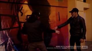 Jeffrey Dean Morgan, Andrew Lincoln & Norman Reedus - Funny Moments Part 2