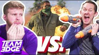 DEATHRUN CHALLENGE! | GTA 5