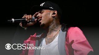 Chris Brown detained in Paris after rape complaint