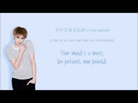 EXO-M ft. Key - Two Moons (双月之夜) (Color Coded Chinese/PinYin/Eng Lyrics)
