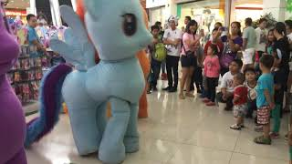 Baby shark dance with my little pony
