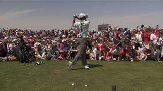 Tiger Woods Golf Kids Clinic at Legends of Golf 2018