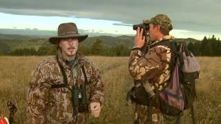 Michael Cooley -- Archery Elk Rut hunt with Trophy Hunters Alberta - Part 2 of 2