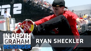 Ryan Sheckler: Cops thought I was jumping to my death