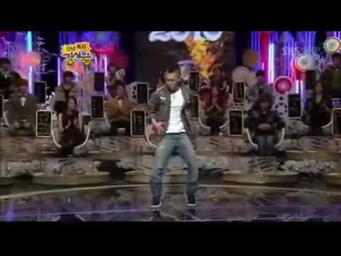 Taeyang Dance battle (2010)