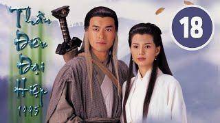 Thần điêu đại hiệp 18/32 (tiếng Việt), DV chính: Cổ Thiên Lạc, Lý Nhược Đồng;  TVB/1995