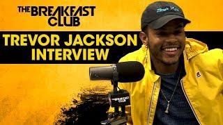 Trevor Jackson Talks Rough Drafts Pt. 1, Superfly, Zendaya + More