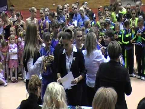 Награждение 5. Кубок Украины 2011