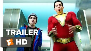 Shazam! Trailer #2 (2019) | Movieclips Trailers - YouTube