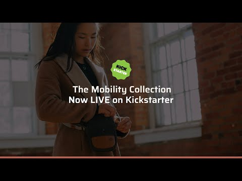 The Mobility Collection from LOCTOTE®: Now LIVE on Kickstarter