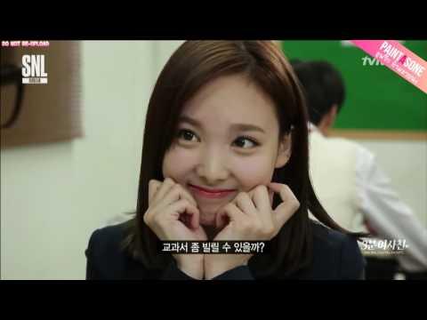 [TH-SUB] SNL8 Korea : TWICE แฟนสาว3นาที (จองยอน,นายอน)