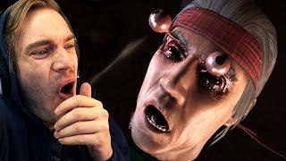 BEST. FATALITY. EVER. - Mortal Kombat X (All Fatalities)   PewDiePie