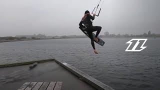 Urban Kiteboarding with Nick Jacobsen