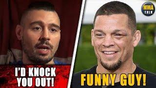 Dan Hardy wants Nate Diaz for his comeback fight, Dillon Danis calls out Askren