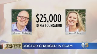 Palo Alto Couple Paid $25K To Have Proctor Take Their Son's SAT For Him
