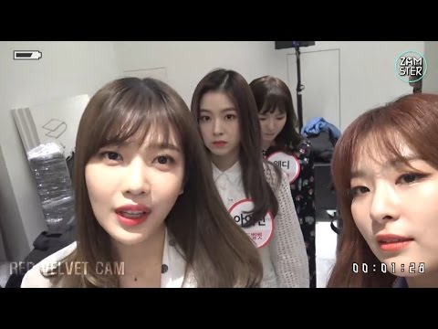 [미공개] 아이돌잔치 녹화하러 가는 레드벨벳! (귀염터짐) [아이돌잔치] 5회 20161226