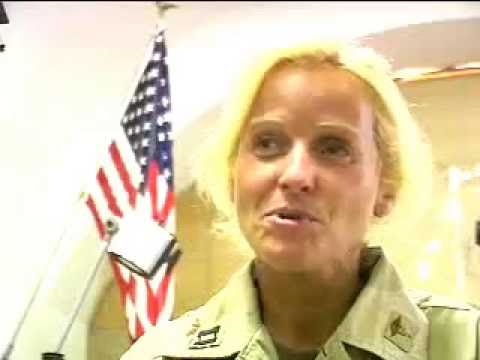 Sherry Womack has been a key member in US Army
