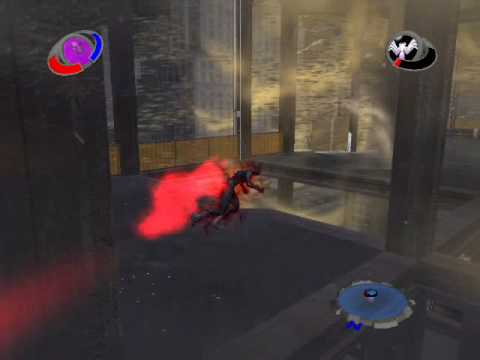 spiderman 3 gameplay - black spiderman vs venom - YouTube