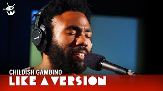 Childish Gambino - 'Sober' (live on triple j)