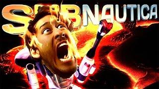 Subnautica | Part 55 | THE LAVA ZONE IS DEATH!!
