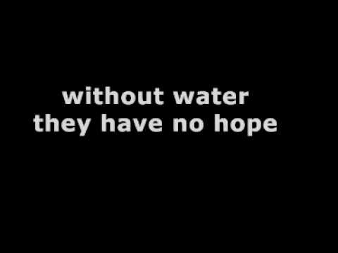 No water, no hope