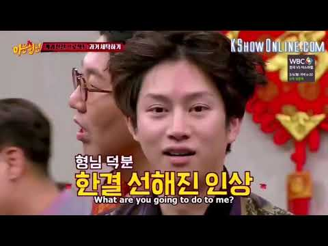 in honor of Kim Heechul's 35th birthday here is 8 minutes of Heechul because 35 minutes is too long