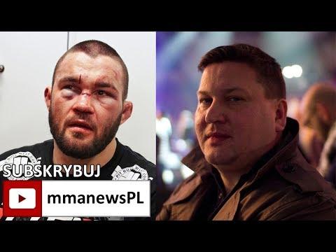 Manager Materli o nowym kontrakcie KSW i negocjacjach na UFC Gdańsk