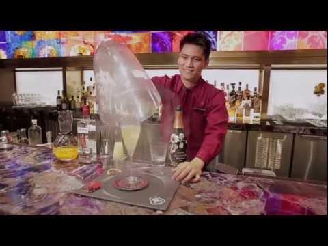 Best Bartender cocktail at The St. Regis Bar by Danilo Felipe Jr.