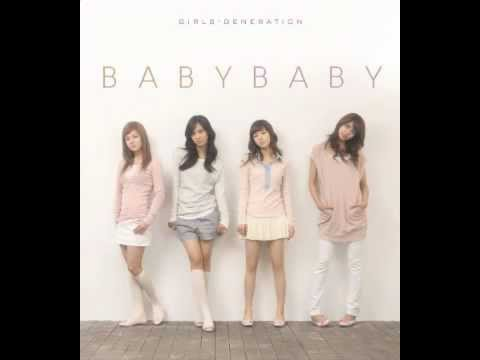 Girls' Generation - Baby Baby [FULL ALBUM]