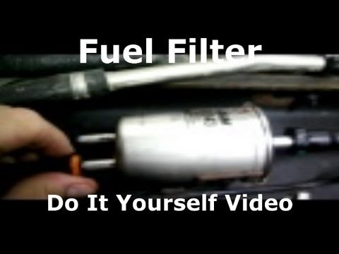 ford fuel filter replacement change how to do it yourself. Black Bedroom Furniture Sets. Home Design Ideas