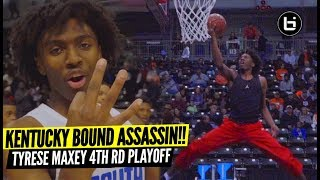 """""""HE'S GOING TO KENTUCKY FOR A REASON!"""" Tyrese Maxey Showing Out In Playoffs!"""