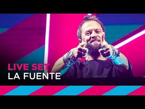 La Fuente (DJ-set LIVE @ ZIGGO DOME) | SLAM!