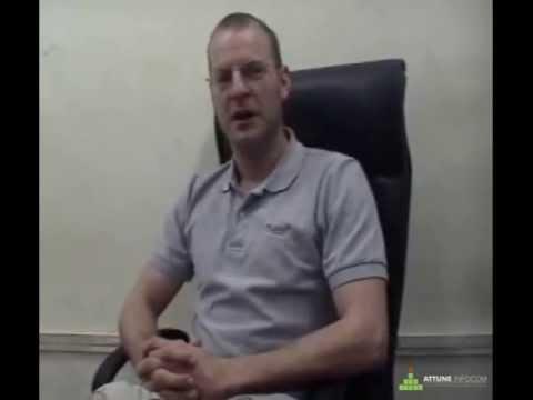 Daniel Schneider Shares his Experience with Attune Infocom Pvt Ltd