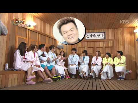 "[HIT]해피투게더-김태우 ""god 시절 6개월 식대 2억"" 폭로.20141204"