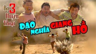 VAN SON 😊   Film Hài Đạo Nghĩa Giang Hồ   Bộ 3 Huyền Thoại   Vân Sơn -  Bảo Liêm  -Việt Thảo.