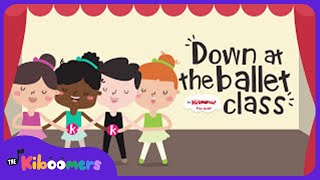 Ballet Music | Ballet Songs| Ballet Music for Children to Dance to | The Kiboomers - YouTube