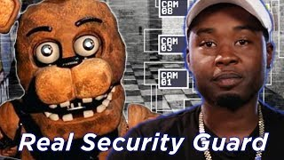 Real Security Guard Tries Surviving Five Nights At Freddy's • Pro Play