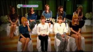 101111 SBS Night Entertainment - SNSD