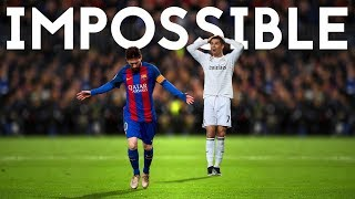 10 Impossible Goals Scored By Lionel Messi That Cristiano Ronaldo Will Never Ever Score | HD
