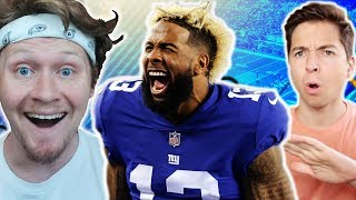 REBUILDING THE NEW YORK GIANTS WITH JIEDEL!!  MADDEN 19
