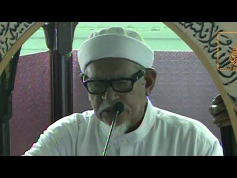 KHUTBAH JUMAAT 17 J' AWAL 1437 / 26 FEBRUARI 2016