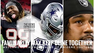 #Raiders Our Dline May Already Be Intact(Almost)Hear Me Out Nation!👀🏴☠️ (Irving/Beasley/Tak)