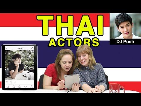 Like, DM, Unfollow: Thai Actors
