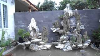 Non Bộ Đẹp nhà A Đông -  C Thủy ( T.T Ngãi Giao)