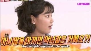 10 years of SNSD savage Part 3
